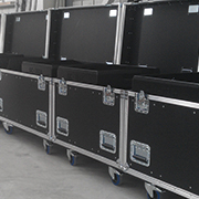 Materiale per flight case