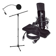 Large-diaphragm Microphones