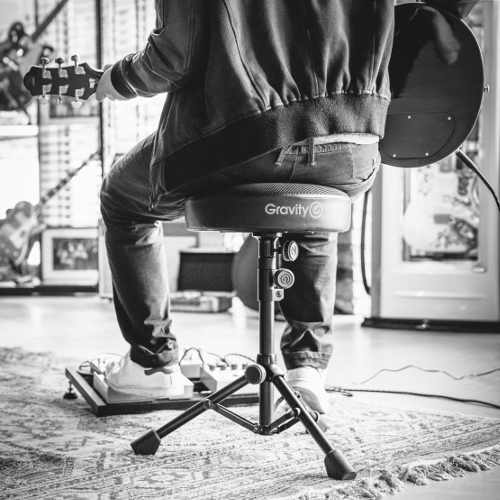 Drum Thrones, Benches & Stools