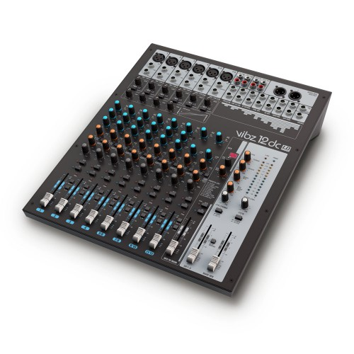 Preamplifiers & Mixing Consoles