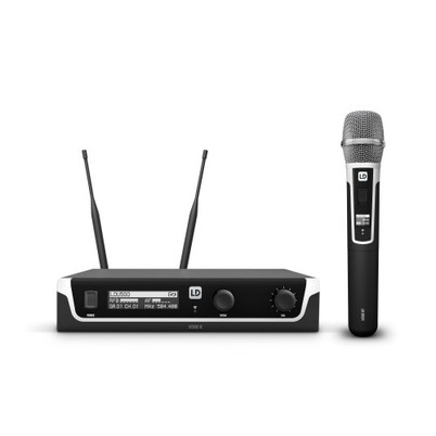Wireless Systems & Microphones