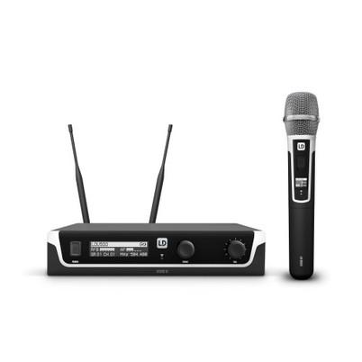 Micrófonos inalámbricos y micrófonos