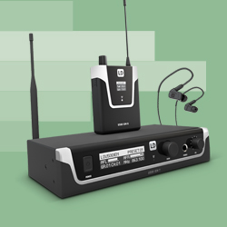 U500 IEM Series